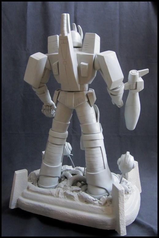 Galvatron statue  14052504484816083612264701