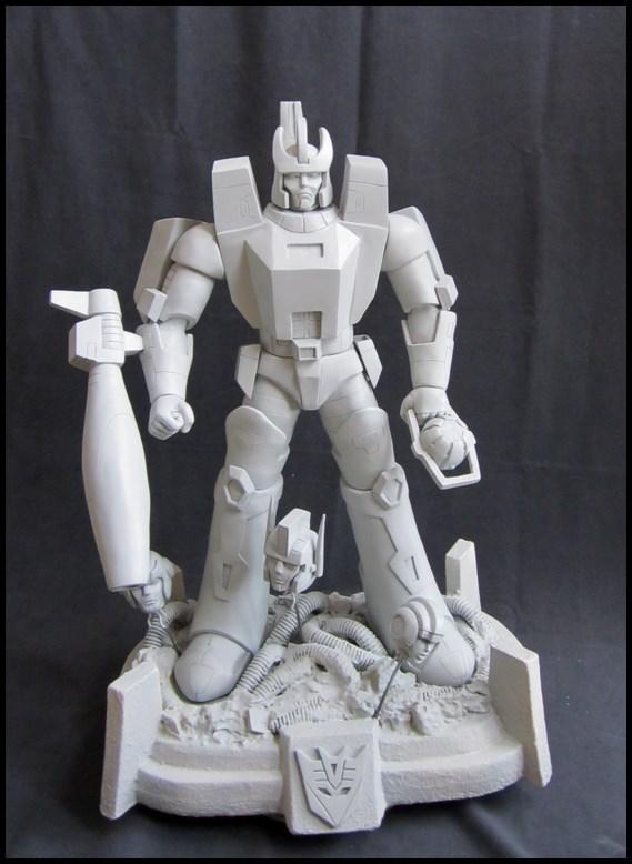 Galvatron statue  14052504485516083612264706