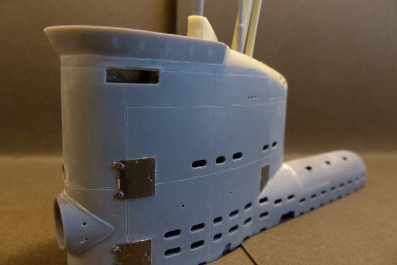 """U-BOOT type XXIII """"spécial navy"""" 1/72 1405250901149667012265605"""