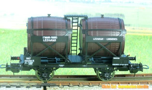 Wagons foudres et bi-foudres 1405251003308789712264014