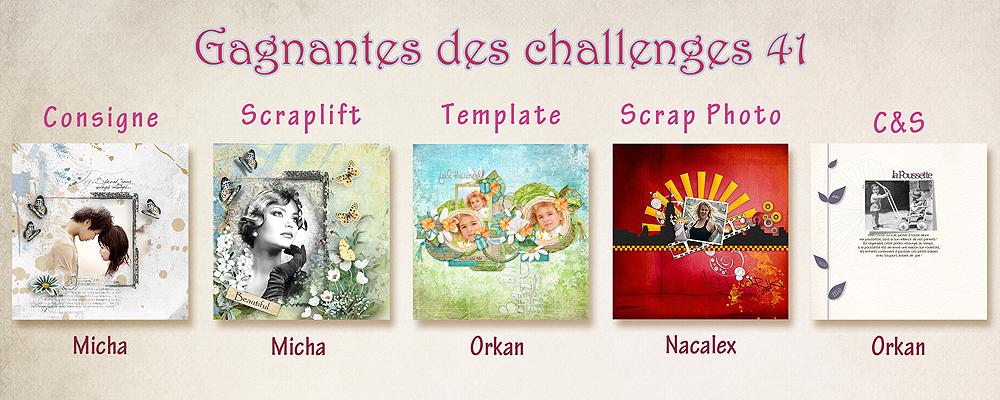 Résultats des challenges N°41 14052510171216542412265808