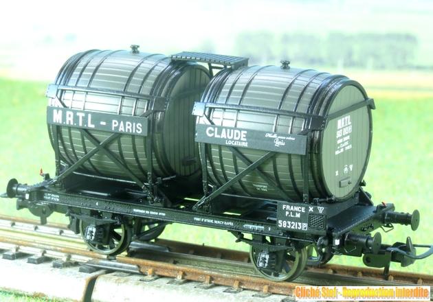 Wagons foudres et bi-foudres 1405251114488789712264160