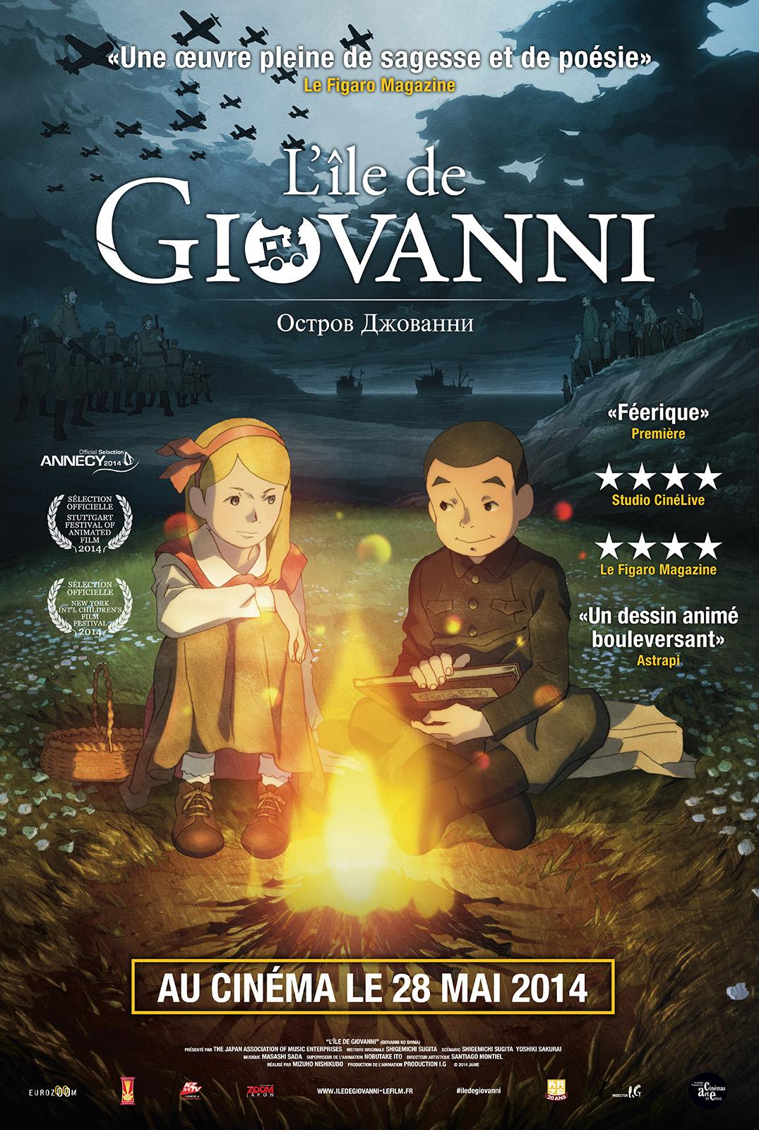 L'ïle de Giovanni