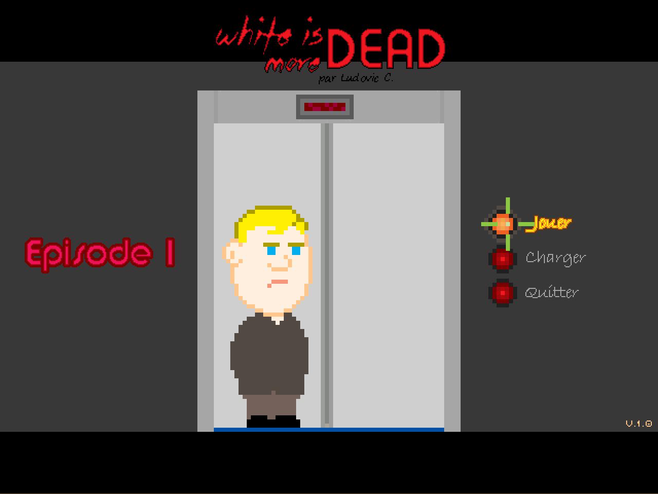 White is more DEAD - Episodes I - II - III (Saison 1) 14060305192613239312288013