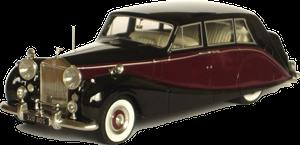 Rolls-Royce Silver Wraith BoS
