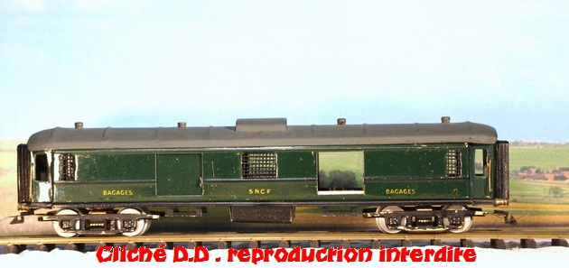 WAGONS  MARTIN 2ére série fabriqués après  1948 14060405471016773112290517
