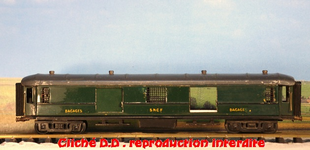 WAGONS  MARTIN 2ére série fabriqués après  1948 14060405471116773112290518