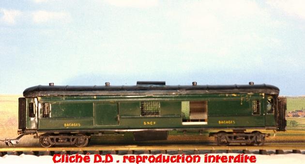 WAGONS  MARTIN 2ére série fabriqués après  1948 14060405471216773112290519