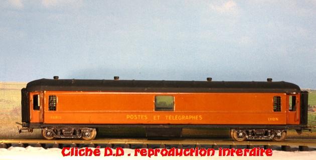 WAGONS  MARTIN 2ére série fabriqués après  1948 14060406230516773112290687