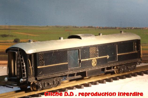WAGONS  MARTIN 2ére série fabriqués après  1948 14060501092716773112292361
