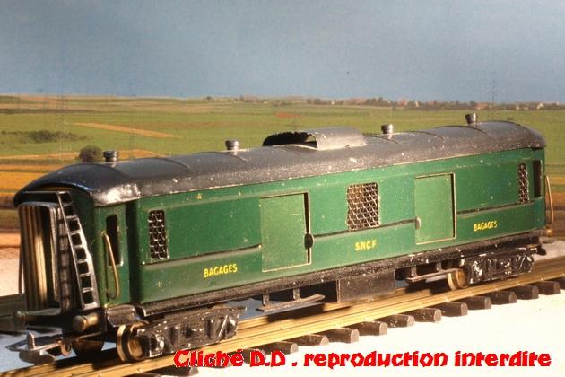 WAGONS  MARTIN 2ére série fabriqués après  1948 14060501093016773112292363