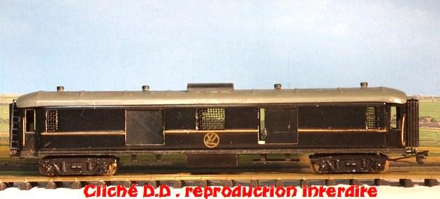 WAGONS  MARTIN 2ére série fabriqués après  1948 14060503452816773112292811