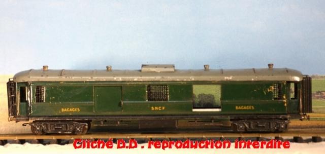 WAGONS  MARTIN 2ére série fabriqués après  1948 14060508533116773112291863