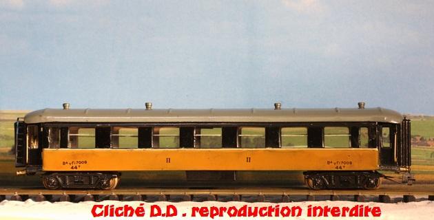 WAGONS  MARTIN 2ére série fabriqués après  1948 14060511032216773112292129