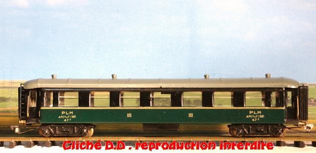 WAGONS  MARTIN 2ére série fabriqués après  1948 14060511032316773112292130
