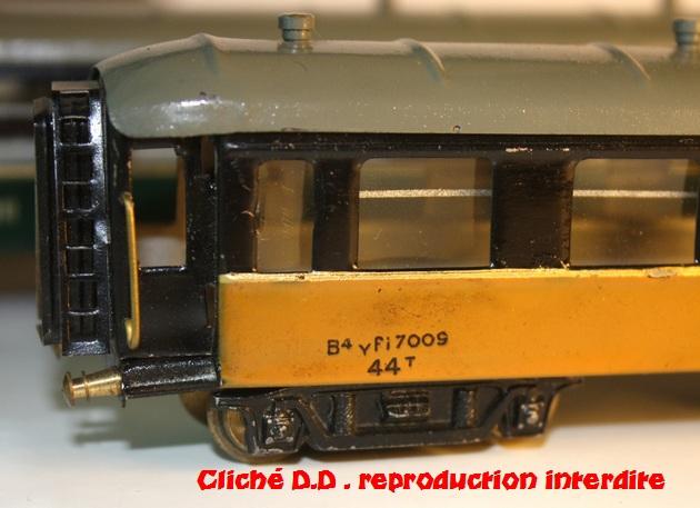 WAGONS  MARTIN 2ére série fabriqués après  1948 14060511161816773112292183