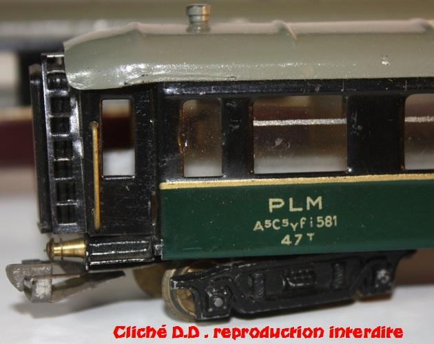 WAGONS  MARTIN 2ére série fabriqués après  1948 14060511162616773112292184