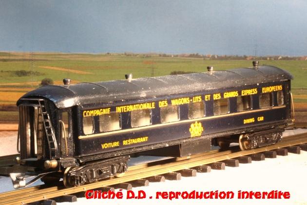 WAGONS  MARTIN 2ére série fabriqués après  1948 14060511355316773112292257
