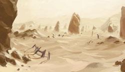 Dry Crisis Island