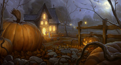 Archipel de Pumpkins Hill