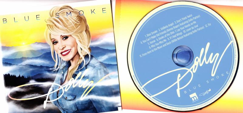 "DOLLY PARTON, album ""Blue Smoke"" (2014) : chronique détaillée 14060912195916724012302245"