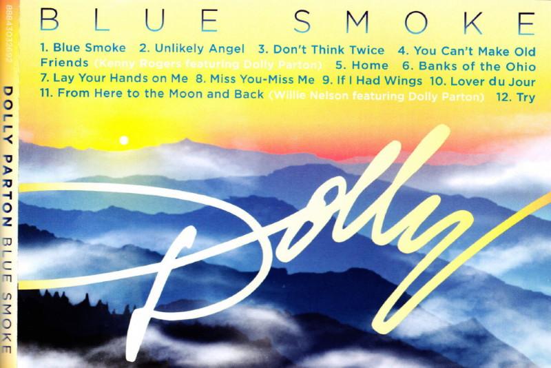 "DOLLY PARTON, album ""Blue Smoke"" (2014) : chronique détaillée 14060912420016724012302333"