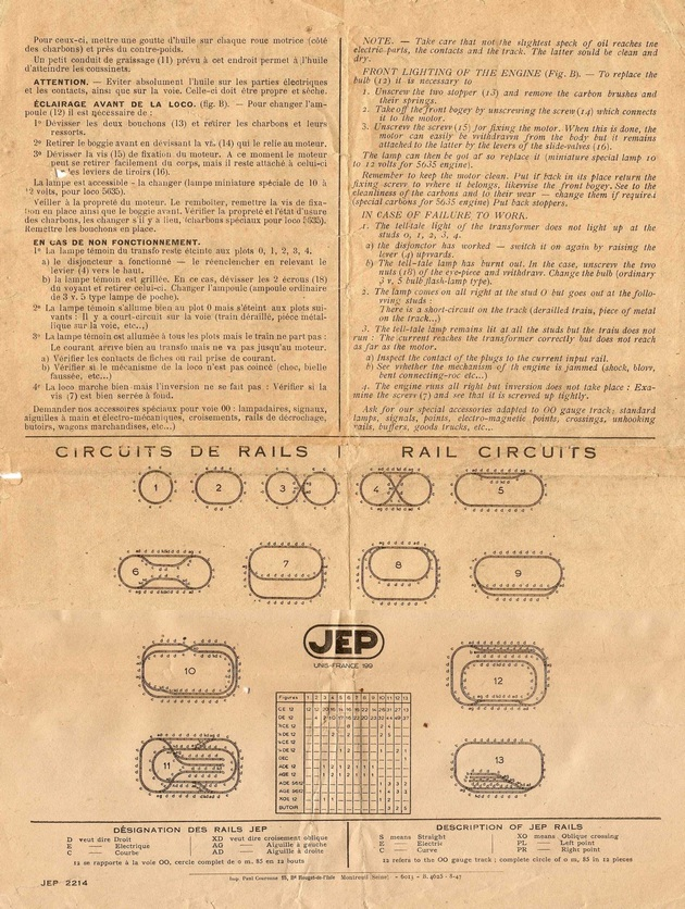 NOTICE 232 1947-2