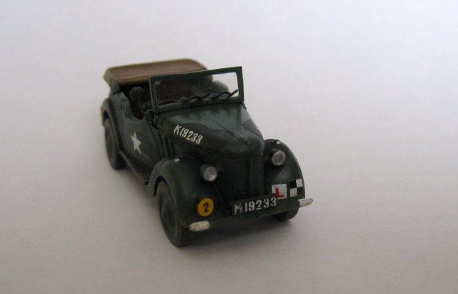 [Véhicules servitude 2014] [Ace] Austin 8HP Tourer British Staff Car 1406120641213532812311956