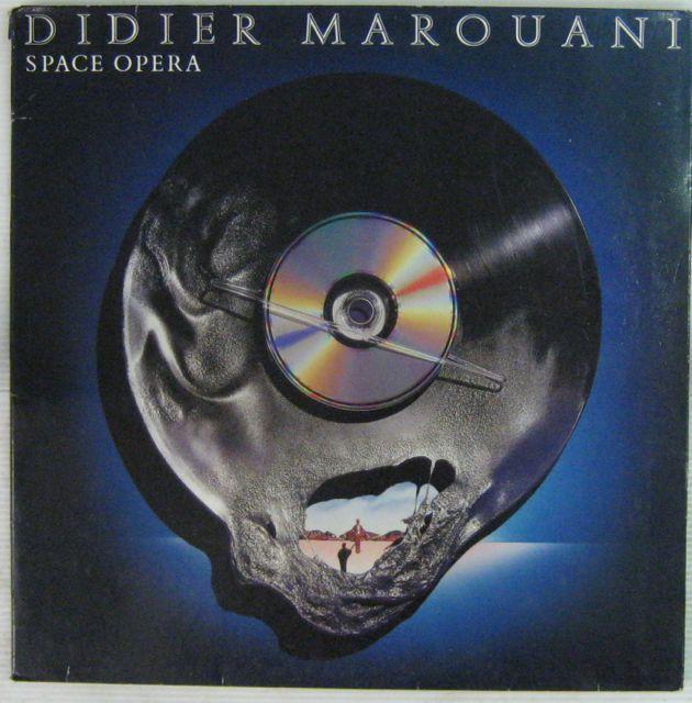 MAROUANI DIDIER - Space Opera - LP Gatefold