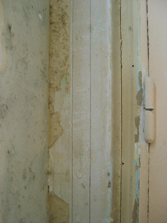 Rainurer pres du bati d 39 une porte for Bati porte interieure