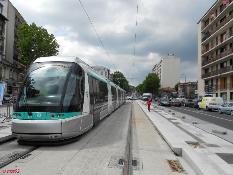 Translohr Tramway T6