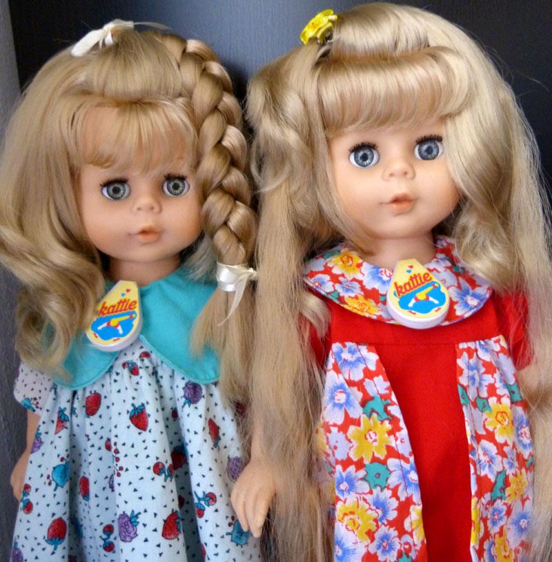 [VINTAGE] Kattie Style, Kenner et My Child Mattel 1406151154544821712318108