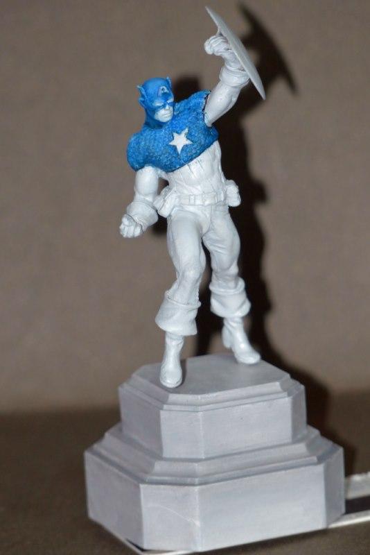 Captain America Knight models 72 mm 1406160837379667012322870