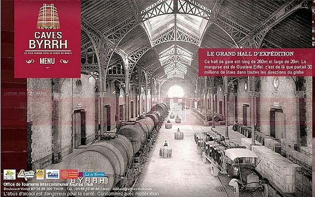 Camion publicitaire Byrrh Les Routiers/les Rouliers 1406170438048789712324681