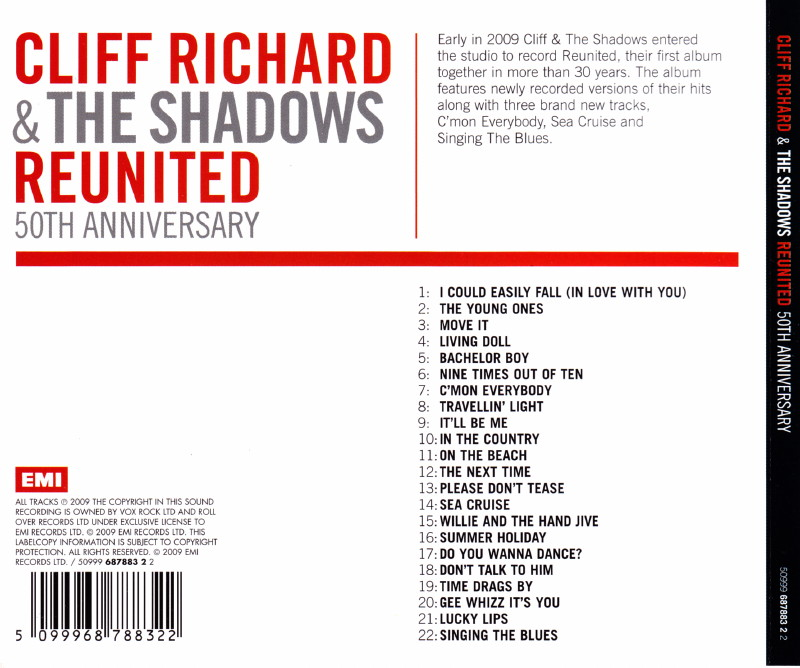 "CLIFF RICHARD, show ""STILL REELIN' AND A-ROCKIN'"" + album ""THE FABULOUS ROCK'N'ROLL SONGBOOK"" le 2 juin 2014 à l'OLYMPIA (Paris) : compte rendu 14062106410416724012334562"
