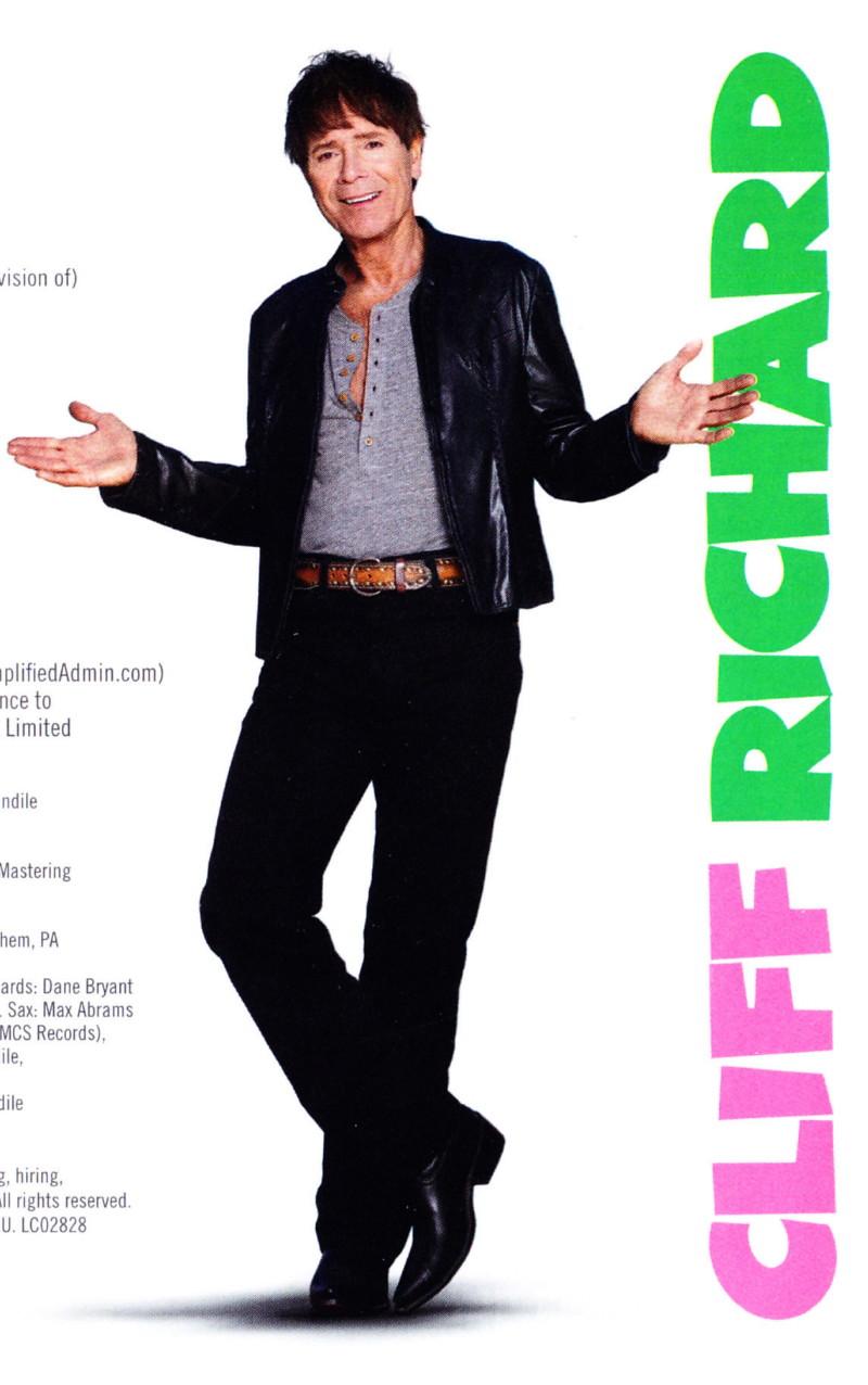 "CLIFF RICHARD, show ""STILL REELIN' AND A-ROCKIN'"" + album ""THE FABULOUS ROCK'N'ROLL SONGBOOK"" le 2 juin 2014 à l'OLYMPIA (Paris) : compte rendu 14062110145816724012334965"