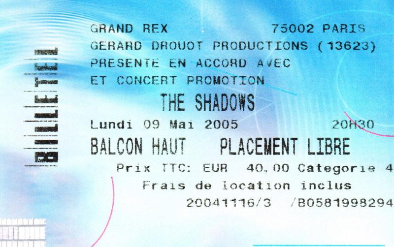 "CLIFF RICHARD, show ""STILL REELIN' AND A-ROCKIN'"" + album ""THE FABULOUS ROCK'N'ROLL SONGBOOK"" le 2 juin 2014 à l'OLYMPIA (Paris) : compte rendu 14062110155916724012334982"