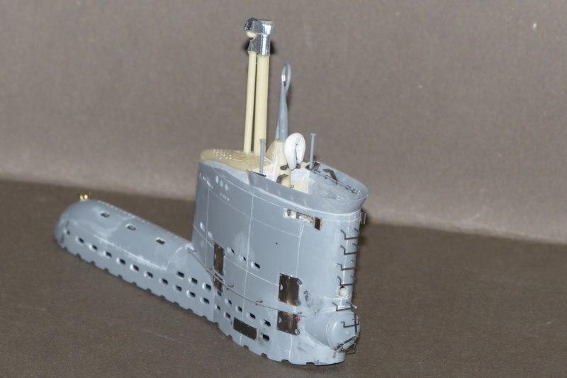 """U-BOOT type XXIII """"spécial navy"""" 1/72 1406220900009667012337116"""