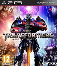 Transformers : Rise of the Dark Spar...