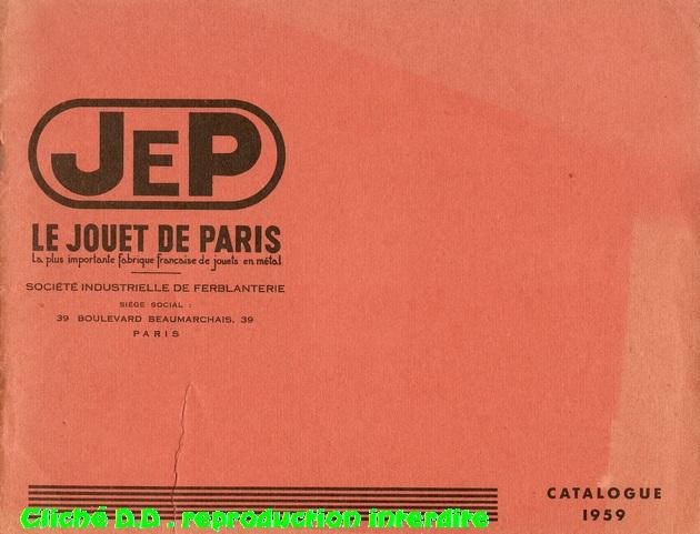 CAT JEP 1959-CO