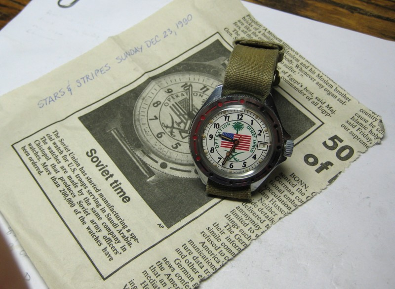 VREMIR : les montres Russes américaines 14062708075712775412349537
