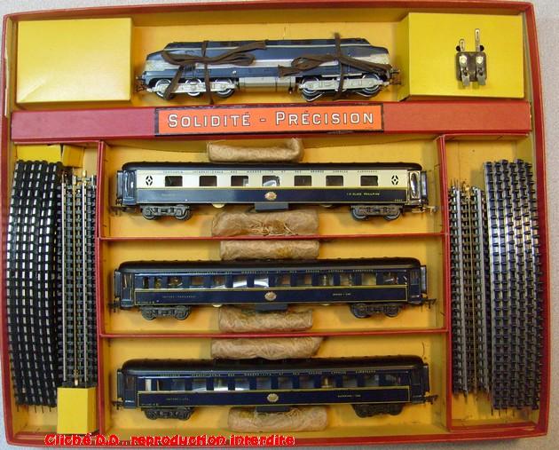 COFFRETS JEP HO de 1959 à 1964   -Avec le nouveau moteur AP5 Type 2-Avec le moteur  AP3 série 61 -Avec moteur mécanique 14062806111516773112351196