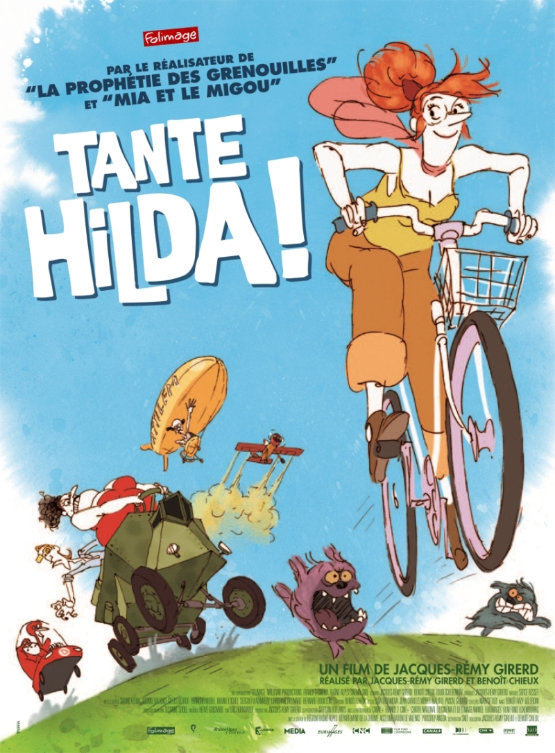 Tante Hilda ! |FRENCH| [DVDRIP]