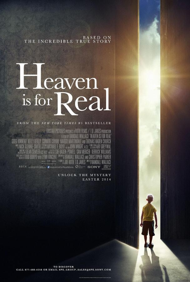 Heaven Is For Real |FRENCH| [BDRIP]