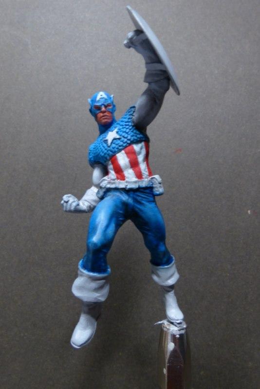 Captain America Knight models 72 mm 1407060638299667012370023