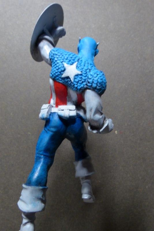Captain America Knight models 72 mm 1407060638329667012370024