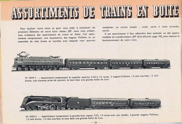 coffrets JEP 1959-2
