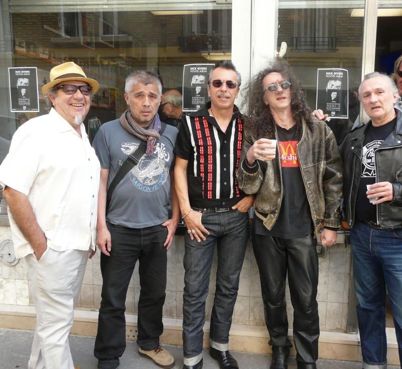 "DICK RIVERS ""Mister D Tour"" 2011/2013 : compte rendu (Casino de Paris, Olympia, Noisy, Clamart) 14070611550116724012369042"