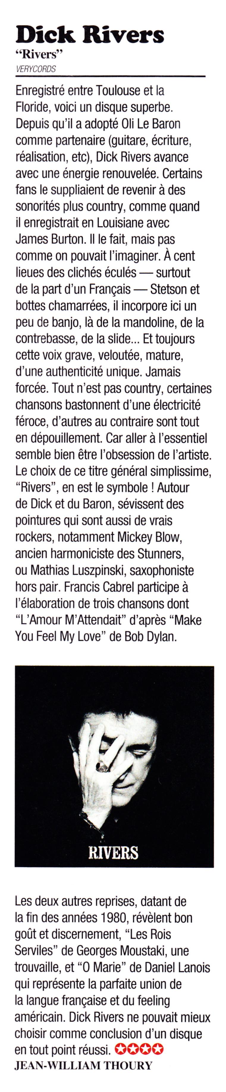 "DICK RIVERS ""Mister D Tour"" 2011/2013 : compte rendu (Casino de Paris, Olympia, Noisy, Clamart) 14070612154316724012368180"