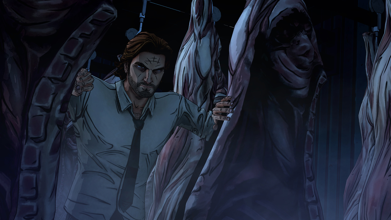 The Wolf Among Us: Episode 4 - Faith image 1